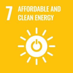 ODS Energía asquible y no contraminante