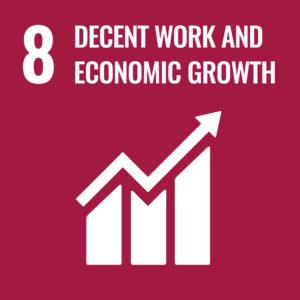 ODS Trabajo decente y crecimento econonómico