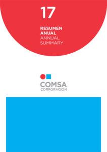 Resumen anual 2017 - COMSA Corporación